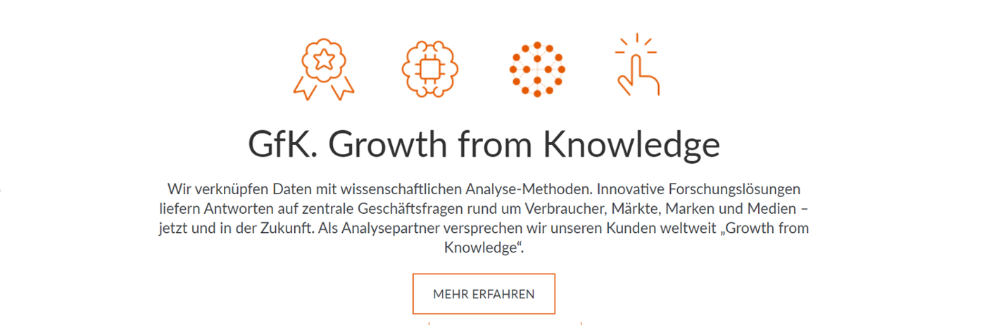 Growth from Knowledge